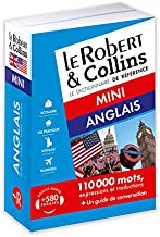 Le Robert & Collins Mini Anglais - Dictionnaire anglais - francais - anglais / French - English - French MINI pocket dictionary (French and English Edition)