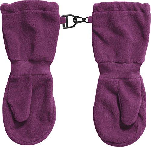 Playshoes Kinder Unisex Winter-Handschuhe, Violett (Lila) 3 (Herstellergröße: 4-6 Jahre)