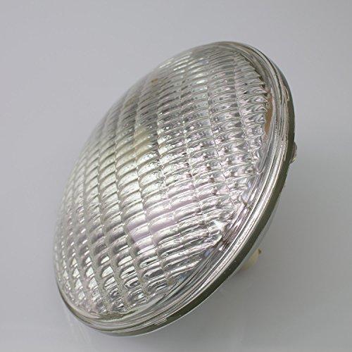 Lampe PAR-56 230V / 300W / Sockel GX-16d / WFL / T / weiß - Ersatz-Leuchtmittel für PAR-56 Scheinwerfer - showking