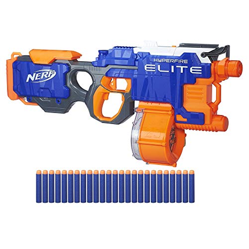 nerf machine guns ...