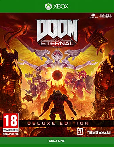 Doom Eternal - Deluxe - Xbox One