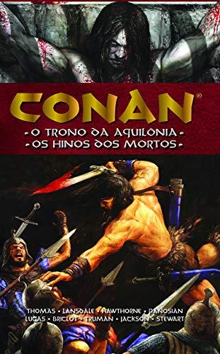 Conan - volume 12: O trono da Aquilônia
