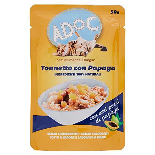 ADOC Tonno e Papaya - 30 Pezzi