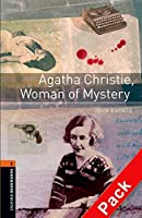 Agatha Christie, Woman of Mystery (Oxford Bookworms Library) CD Pack