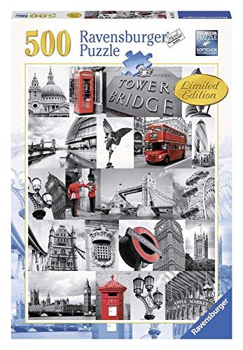 Ravensburger 14671 - London - Puzzle, 500-teilig