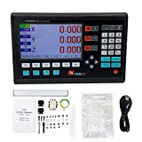Cozyel 3 Axis Digital Readout DRO LCD Display Meter for Bridgeport Milling Lathe Machine, Linear Scale Linear Encoder