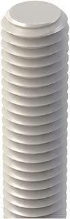 Micro Plastics Fully Threaded Rod, Nylon, 10-32, 2 ft. Length Nylon 6/6 Off-White 3801032TR-2FT - 1 Each