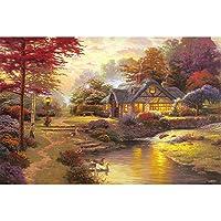 油絵画ジグソーパズル - 500/1000/1500/2000ピース - 有名なジグソーパズルを描く - 大人のための木製パズルを挑むキッドアートパズル (Size : 2000)