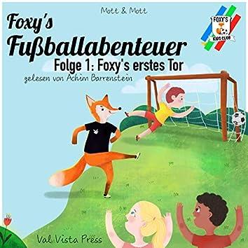 Foxy's Fußballabenteuer (Folge 1: Foxy's Erstes Tor)