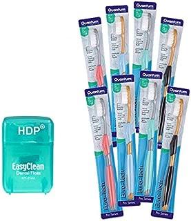 HDP Euro-Tech Toothbrush Size:Pack of 8 with Bonus Type:Original