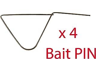 KUFA Sports crab trap stainless steel bait pin 4Pcs combo