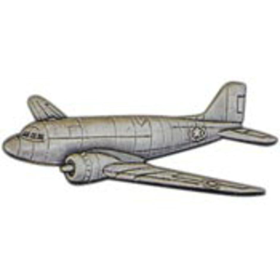 EagleEmblems P16023 Pin-APL,C-047 Dakota (Pwt) (2-3/8'')