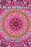 Mots de Passe Carnet de Mots de Passe: Cadeau Universel - Journal mot de passe - Cahier pour organiser vos mots de passe Internet – Fleur Rouge