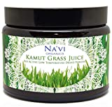 Organic Raw Kamut (Wheat) Grass Juice Powder - Premium Grade & Organic Certified (250 Grams)