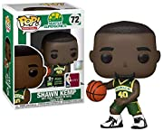 Funko Seattle Supersonics POP! NBA Legends Shawn Kemp Exclusive Vinyl Figure #72 [Green Uniform]