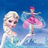 Fliegende Fee Spielzeug, Fliegende Fee Flying Fairy Spin Master, Funkeln Prinzessin Puppe mit...