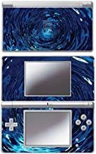 Mightyskins Protective Vinyl Skin Decal Cover Sticker Compatible with Nintendo DS Lite - Blue Vortex