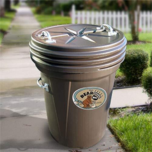 30 Gallon Bearicuda Basic Bear-Resistant Trash Can