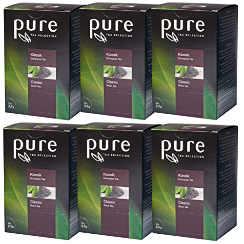 Pure Tea Selection Klassik, 6 x 25 Btl.