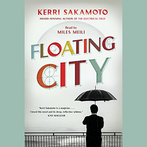 Floating City audiobook cover art