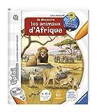 Ravensburger- tiptoi®- Livre interactif- Je découvre les animaux d'Afrique- A partir de 4 ans- 00 592
