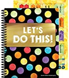 Celebrate Learning Academic Teacher Planner―Undated Weekly/Monthly Plan Book, Lesson Planner and Record Organizer for Classroom or Homeschool (8.4' x 10.9')