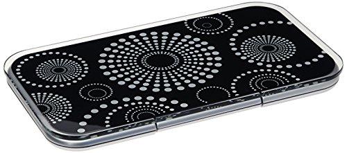 Zak Designs Slim Balance Électronique Ultra Fine Noir