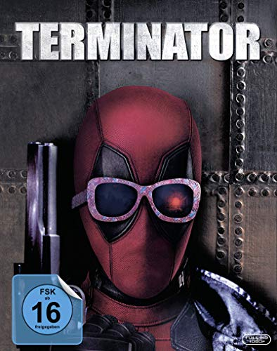 Terminator - Deadpool Photobomb Edition [Blu-ray]