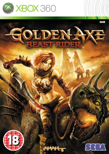 Golden Axe: Beast Rider (Xbox 360) [Import UK]