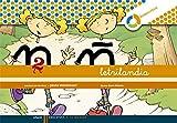 Letrilandia Lectoescritura cuaderno 2 de escritura...