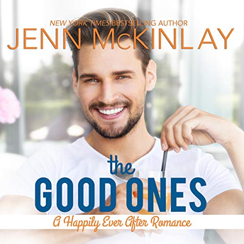 The Good Ones audiobook cover art