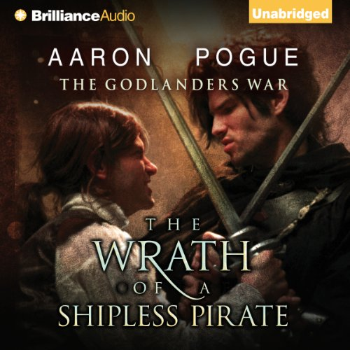 The Wrath of a Shipless Pirate audiobook cover art