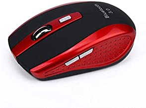 XIAOHU GE Wireless Mouse - Bluetooth Mouse - Adjustable Bluetooth 3 0-24 Months Battery Life with Indicator - Wireless Mice Cordless Pc Laptop Computer