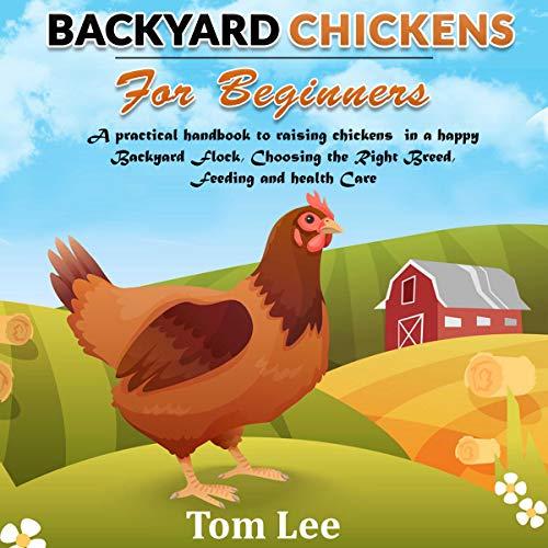 Backyard Chickens for Beginners Titelbild
