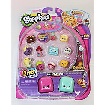 Shopkins Season 5 12 Pack Set 21 | Shopkin.Toys - Image 1