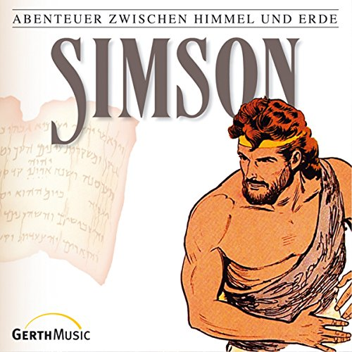 Simson audiobook cover art