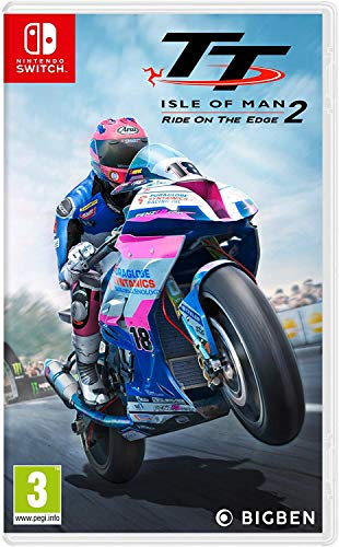 TT Isle of Man - Ride on the Edge 2 (Nintendo Switch) (輸入版)