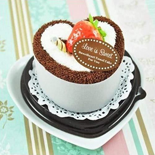 Love is Sweet Sweetheart Towel Cake (set of 30)