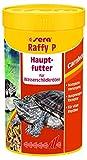 sera raffy P das Hauptfutter für Wasserschildkröten - schmackhaften schwimmenden