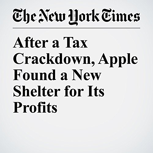 After a Tax Crackdown, Apple Found a New Shelter for Its Profits copertina