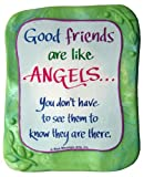 Sculpted Magnet: Good Friends Are Like...