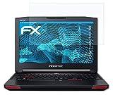 atFolix Schutzfolie kompatibel mit Acer Predator Triton 700 Folie, ultraklare FX Bildschirmschutzfolie (2X)
