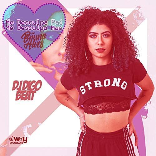 MC Bruna Alves feat. DJ Digo Beat