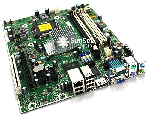 HP Compaq Elite 8000 Motherboard 536884–001 SFF 536458–001