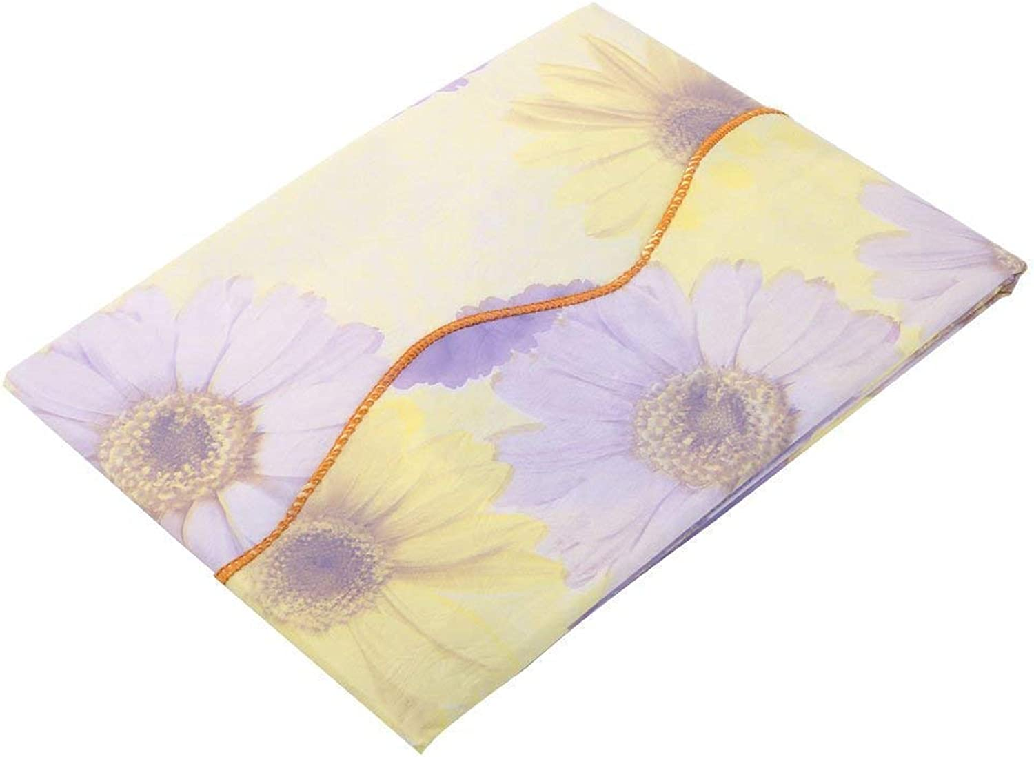 Sunflower Pattern Home Picnic Water Resistant Oil-Proof Tablecloth Table Cloth Cover