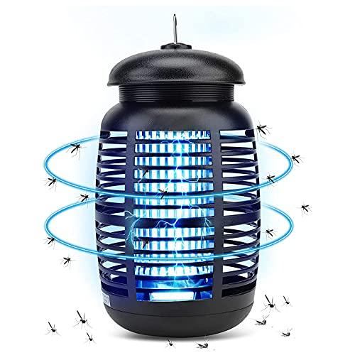 otutun Lampe Anti Moustique, Destructeur d'insectes électrique 15W Moustique Tueur Lampe, Destructeur d' Insectes Piège à Mouches pour l'intérieur de la Chambre et du Jardin
