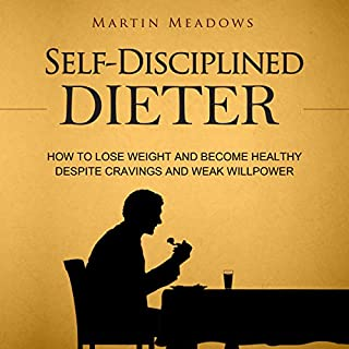 Self-Disciplined Dieter audiobook cover art
