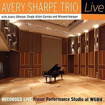 Avery Sharpe Trio Live