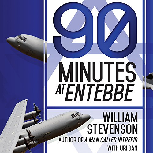 90 Minutes at Entebbe cover art