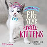Kitten Lady s Big Year of Little Kittens 2021 Wall Calendar